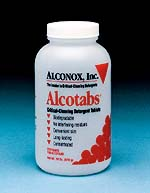 Alcotab - Critical Cleaning Detergent Tablets